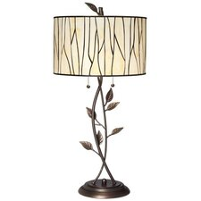 Modern Lodge 1 Light Table Lamp