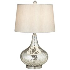 "PCL Mercus 26"" H Table Lamp with Empire Shade"