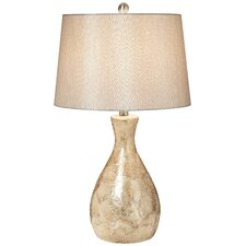 "PCL Caspian 27"" H Table Lamp with Empire Shade"