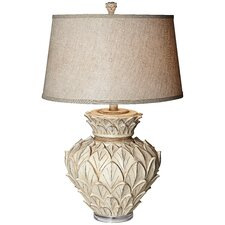 "PCL Artichoke 31"" H Table Lamp with Empire Shade"