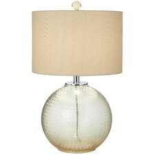 """PCL Oculus 25"""" H Table Lamp with Drum Shade"""