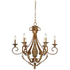 PCL 6 Light Drummond Chandelier