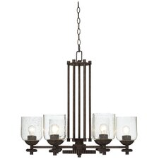 <strong>Pacific Coast Lighting</strong> PCL 6 Light Livingston Chandelier