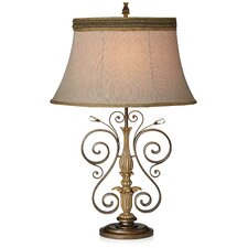 <strong>Pacific Coast Lighting</strong> Kathy Ireland Gallery Mariposa Table Lamp