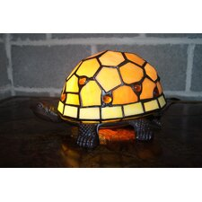 Cute Turtle Tiffany Accent Lamp