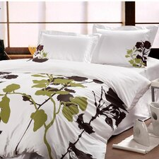 Garden Party 3 Piece Duvet Cover Set
