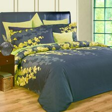 Cascade 3 Piece Duvet Cover Set