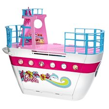 Barbie 12 Piece Sisters Cruise Ship