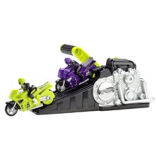 Hot Wheels Monster Jamz Rev Tredz Motorcycles