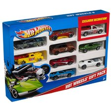 Hot Wheels Boulevard Assortment Racing Vehicle Set