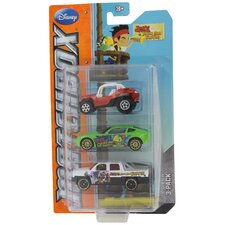 <strong>Mattel</strong> TV Heroes Die Cast Vehicles Assorted Character Racing