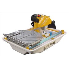 "0.5 HP 115 V 6"" Blade Capacity Wet Tile Saw"