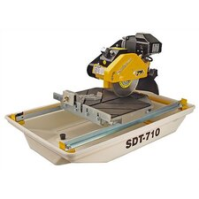 "1 Hp 115 V 6"" Blade Capacity Wet Tile Saw"