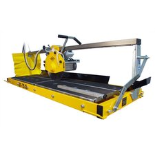 "2.5 HP 115 V 12"" Blade Capacity 0.86"" Stone Saw with 56"" Rip Cutting"