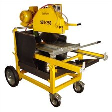 "10 HP 25"" Blade Capacity Masonry Saw"