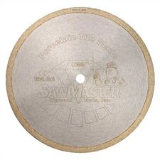 Prolong Series Wet Porcelain Tile Continuous Rim Diamond Blades