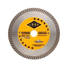 Concrete/Masonry Narrow Turbo Rim Diamond Blades