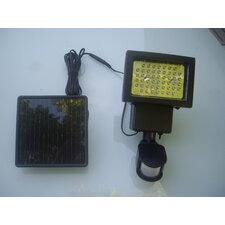 23 cm Solar Sensor Light with Separate Solar Panel