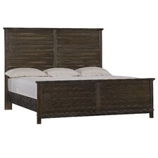 <strong>Coastal Living™ by Stanley Furniture</strong> Resort Cape Comber Panel Bed
