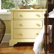 Coastal Living 3 Drawer Nightstand