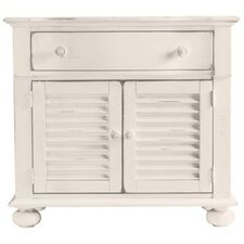 Coastal Living 1 Drawer Nightstand