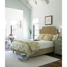 <strong>Coastal Living™ by Stanley Furniture</strong> Water Meadow Woven Panel Bed