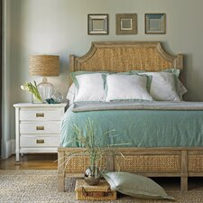 Water Meadow Woven Panel Bed