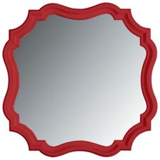"<strong>Coastal Living™ by Stanley Furniture</strong> Coastal Living™ 40.5"" H x 40.5"" W Piecrust Wall Mirror"
