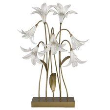 Asiatic Lily 7 Light Table Lamp