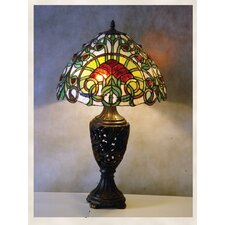 Large Venetian Tiffany Lamp