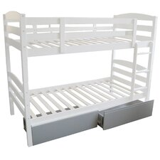 Kosciusko Bunk Bed with Storage
