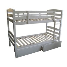 Kosciusko Bunk Bed with Trundle