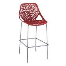Squiggles Bar Stools (Set of 2)