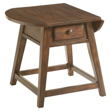 Attic End Table