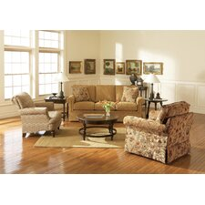 <strong>Broyhill®</strong> Audrey Three Seat Sofa and Chair Set