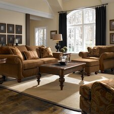 <strong>Broyhill®</strong> Cierra Sofa and Chair Set