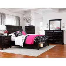 Farnsworth Storage Panel Bed