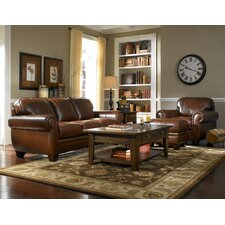 Hollander Sofa and Loveseat Set