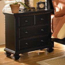 Mirren Pointe 3 Drawer Nightstand