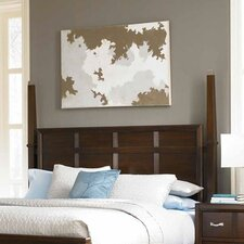 <strong>Broyhill®</strong> East Lake 2 Poster Headboard