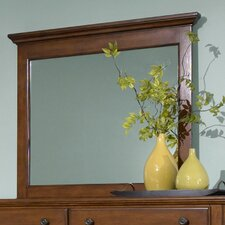 Hayden Place Rectangular Dresser Mirror