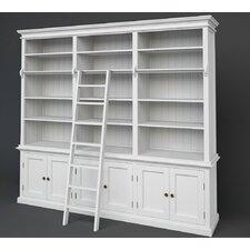 Halifax Hutch 240cm Bookcase