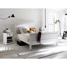 Halifax King Bed with Footboard