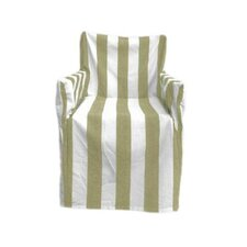 Alfresco Director Stripe Chair Cover