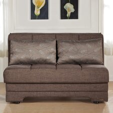 Twist Convertible Loveseat