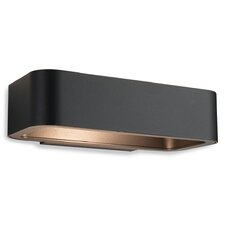 Sofia 1 Light Flush Wall Light