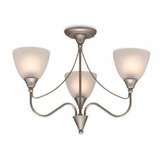 Santana 3 Light Chandelier