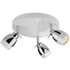 Marine 3 Light Ceiling Spotlight