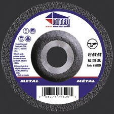 Raised Hub Abrasive Wheels