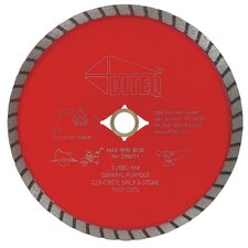 DX-T Standard Wide Turbo Diamond Blades